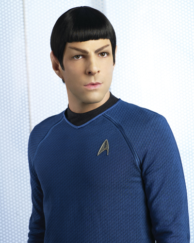Quinto, Zachery [Star Trek] Photo