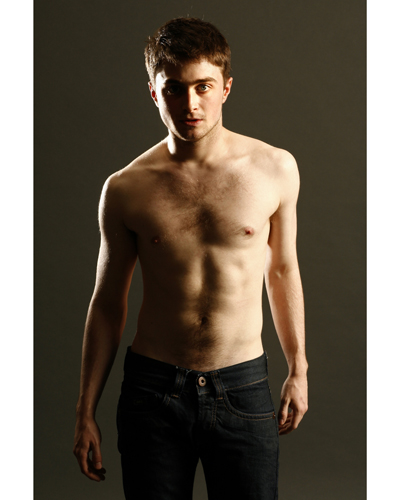 Radcliffe, Daniel [Equus] Photo