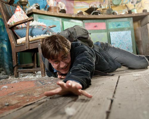 Radcliffe, Daniel [Harry Potter and the Deathly Hallows] Photo