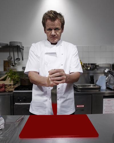 Ramsey, Gordon [Hell's Kitchen] Photo