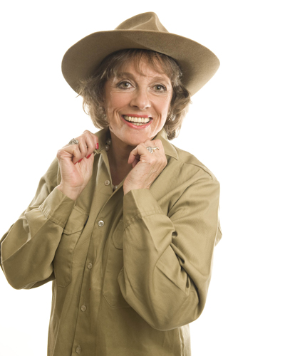 Rantzen, Esther [I'm A Celebrity] Photo