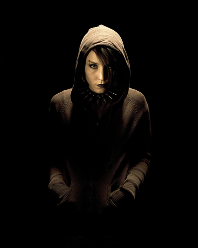 Rapace, Noomi [The Girl With The Dragon Tattoo] Photo