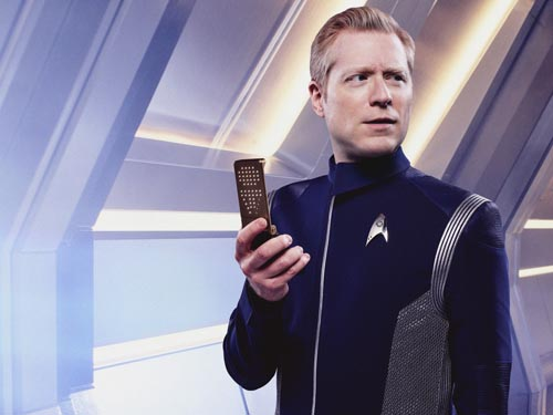 Rapp, Anthony [Star Trek: Discovery] Photo