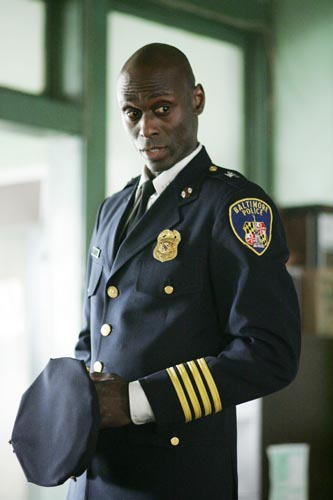 Reddick, Lance [The Wire] Photo