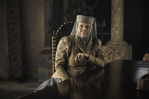 Rigg, Diana [Game of Thrones] Photo