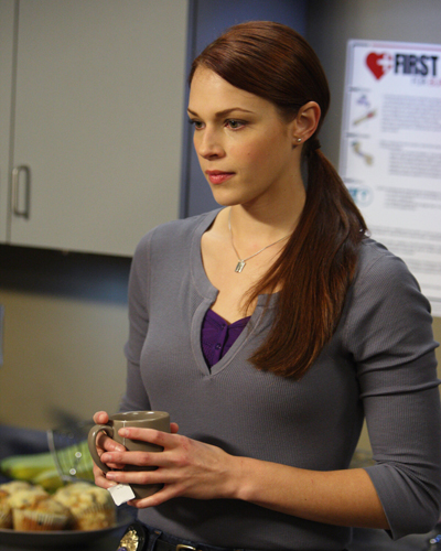 Righetti, Amanda [The Mentalist] Photo