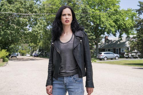 Ritter, Krysten [Jessica Jones] Photo