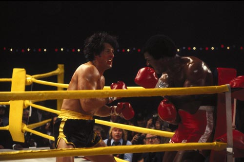 Rocky II [Cast] Photo