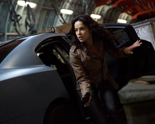 Rodriguez, Michelle [Fast and Furious 6] Photo