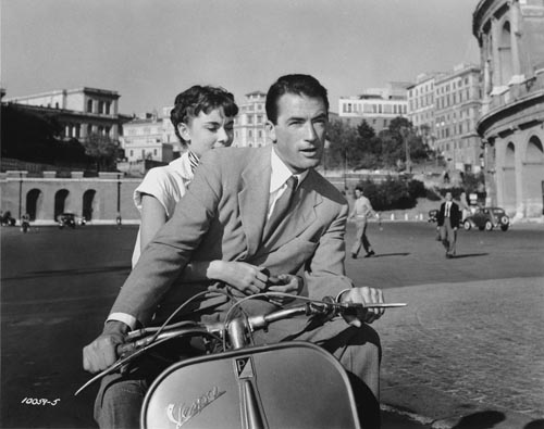 Roman Holiday [Cast] Photo