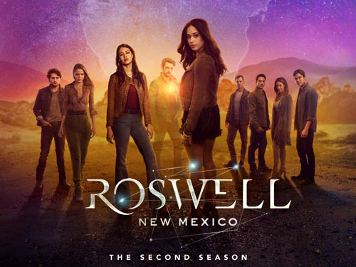 Roswell New Mexico [Cast] Photo