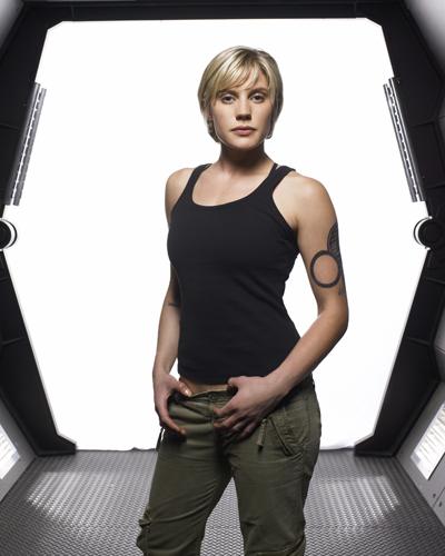Sackhoff, Katee [Battlestar Galactica] Photo