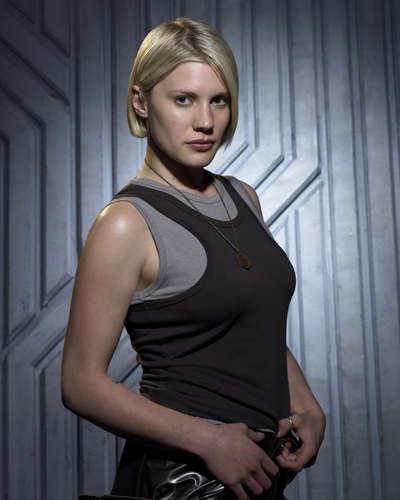 Sackhoff, Katee [Battlestar Galactica] Photo