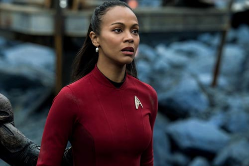 Saldana, Zoe [Star Trek Beyond] Photo