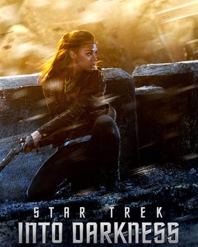 Saldana, Zoe [Star Trek Into Darkness] Photo
