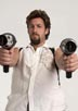 Sandler, Adam [You Don't Mess With The Zohan]