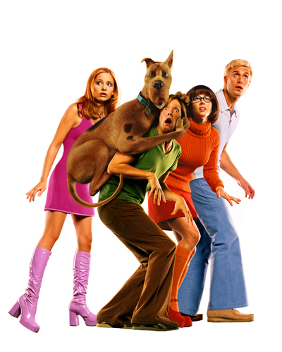 Scooby doo movie cast nude this excellent