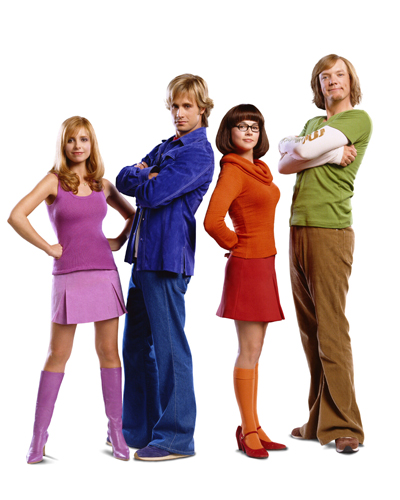 Scooby Doo [Cast] photo
