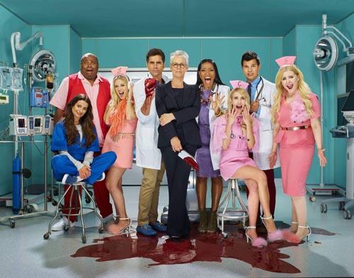 Scream Queens [Cast] Photo