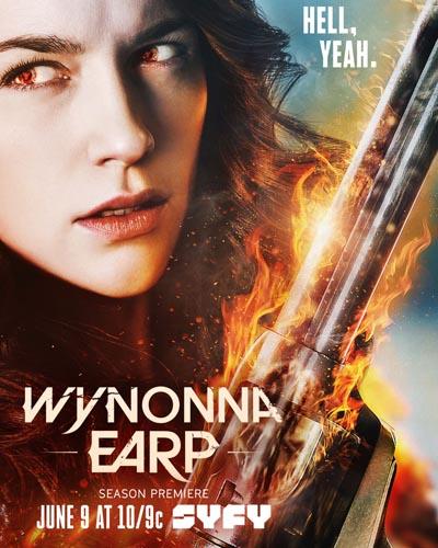 Scrofano, Melanie [Wynonna Earp] Photo