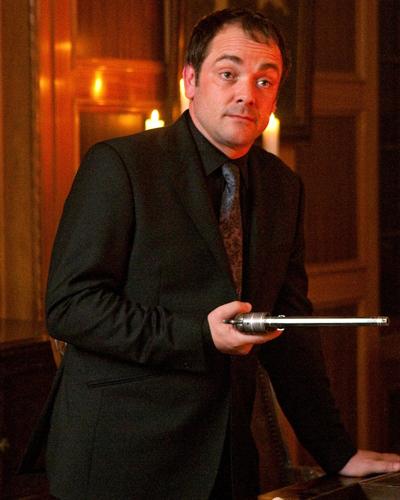 Sheppard, Mark [Supernatural] Photo