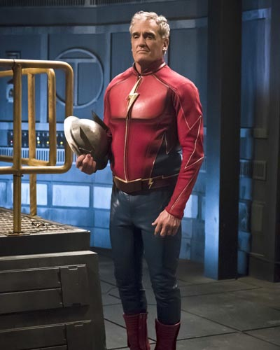 Shipp, John Wesley [The Flash] Photo