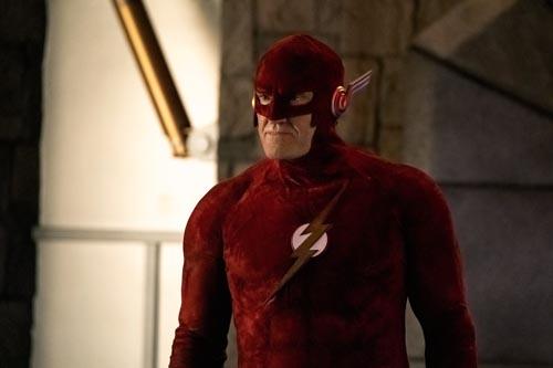 Shipp, John Wesley [The Flash] Photo