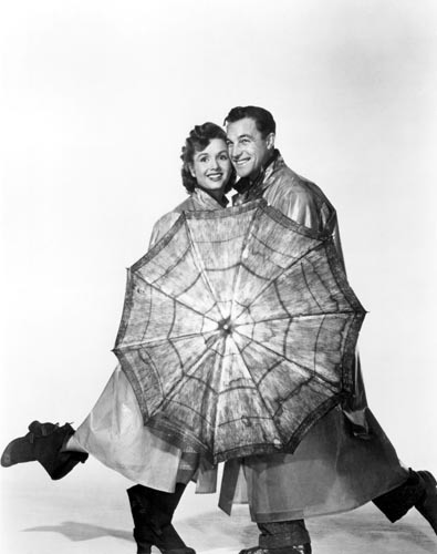Singing in the Rain [Cast] photo