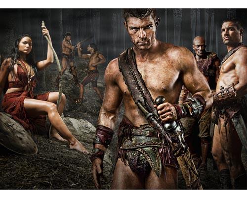 Spartacus [Cast] Photo