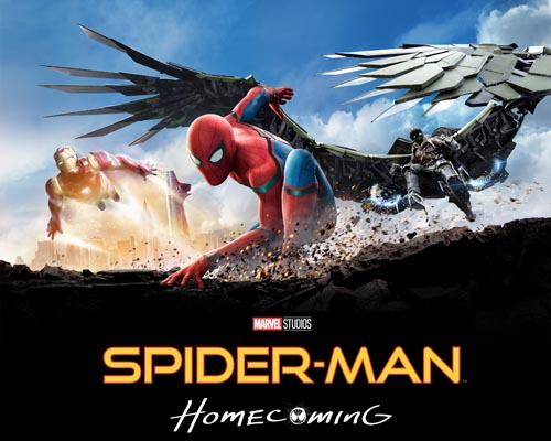 Spider-Man: Homecoming [Cast] Photo