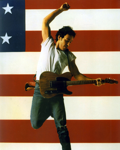 Springsteen, Bruce Photo
