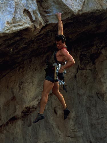 Stallone, Sylvester [Cliffhanger] photo