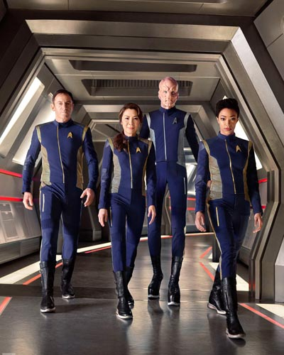 Star Trek: Discovery [Cast] Photo