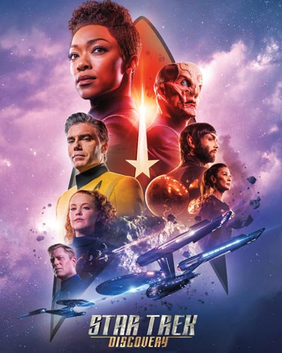 Star Trek Discovery [Cast] Photo