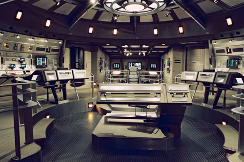 Star Trek : Enterprise [Bridge] Photo