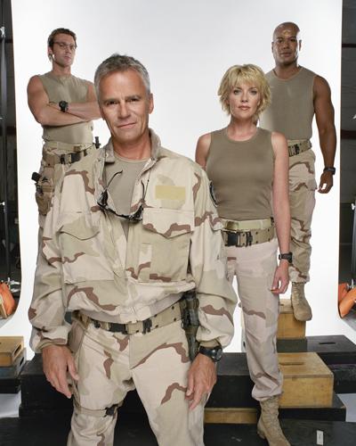 Stargate SG-1 [Cast] Photo