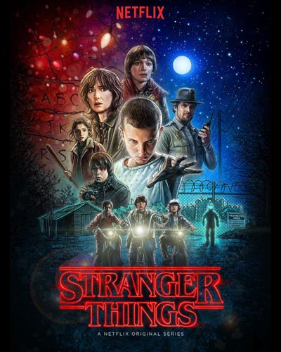 Stranger Things [Cast] Photo