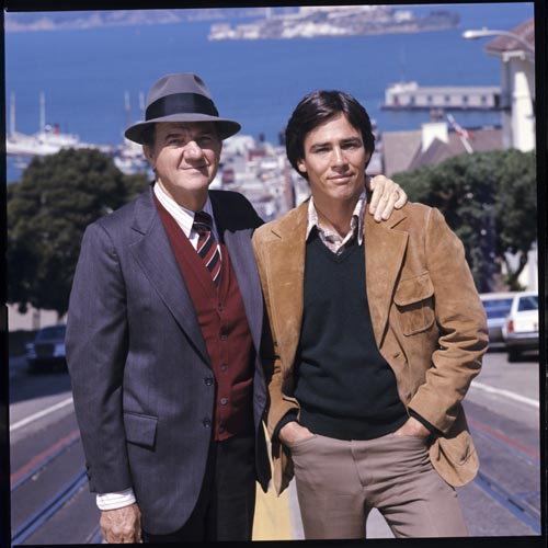 Streets of San Francsico, The [Cast] Photo