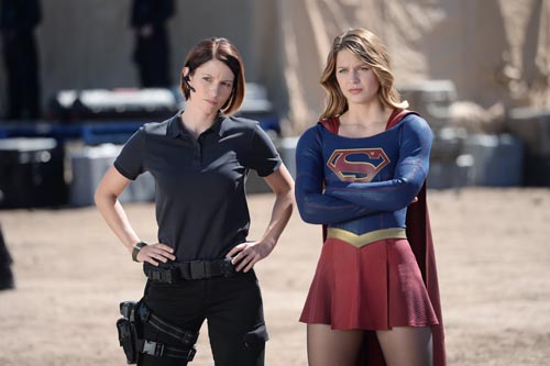 Supergirl [Cast] Photo