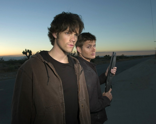 Supernatural [Cast] Photo