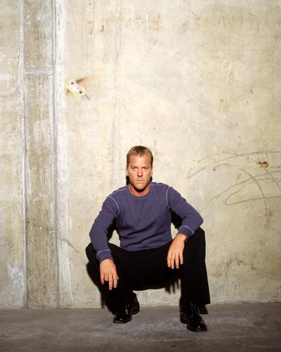 Sutherland, Kiefer [24] Photo