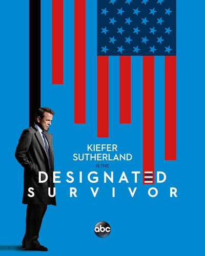 Sutherland, Kiefer [Designated Survivor] Photo