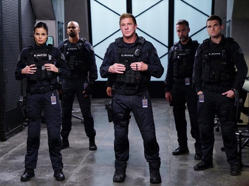 SWAT [Cast] Photo