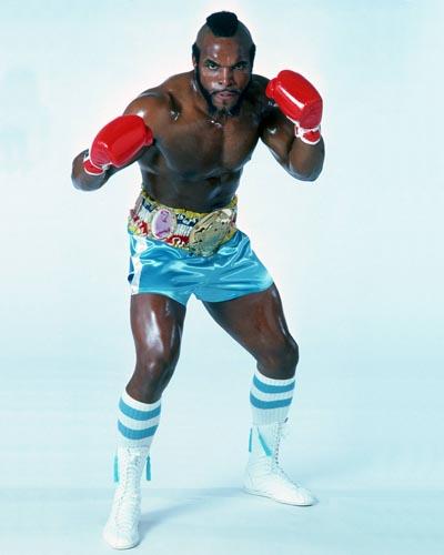 T, Mr [Rocky 3] Photo