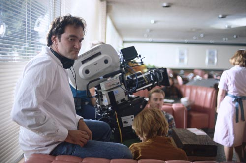 Tarantino, Quentin [Pulp Fiction] Photo