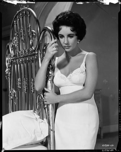 Taylor, Elizabeth [Cat on a Hot Tin Roof] Photo