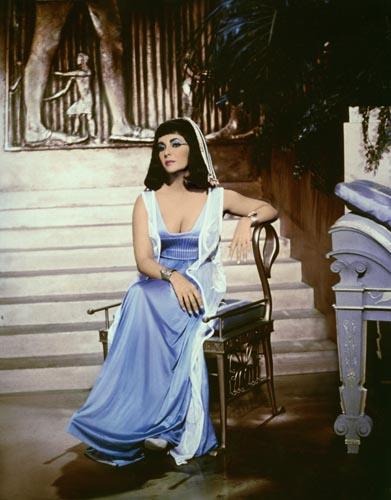 Taylor, Elizabeth [Cleopatra] Photo