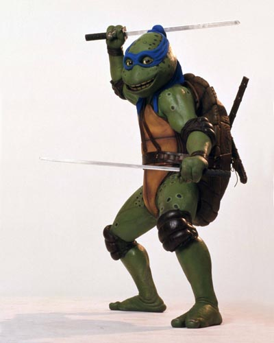 Teenage Mutant Ninja Turtles [Cast] Photo