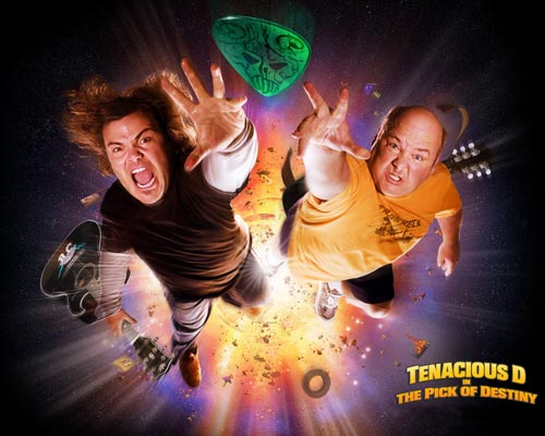 Tenacious D and the Pick of Destiny [Cast] Photo