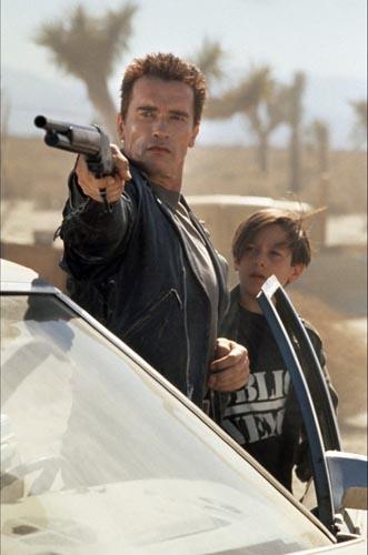 Terminator 2 [Cast] Photo